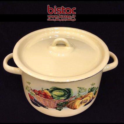 VITROSS enamel pot -bistac-ir-3-9