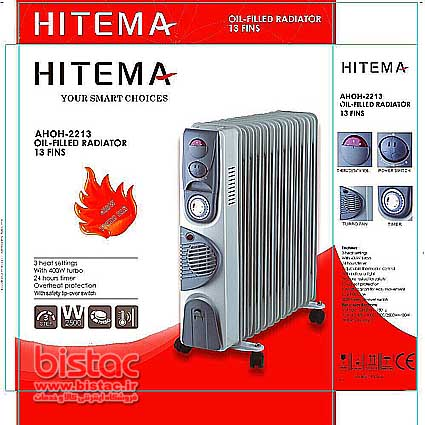 Hitema RadiatorAHOH-2213-bistac-ir00