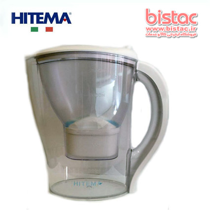 Hitema Water Filter Jar-bistac-ir00