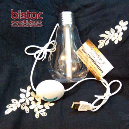 Humidifier BULB USB-bistac-ir00