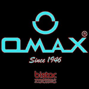Omax circle Clock Golden-bistac-ir03