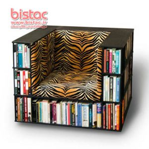 Sofa Book Intellectuals Library-bistac-ir00
