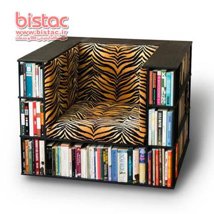 Sofa Book Intellectuals Library-bistac-ir00