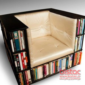 Sofa Book Intellectuals Library-bistac-ir02