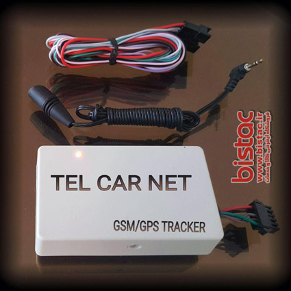 Satellite tracker Tel Car Net bistac-ir00