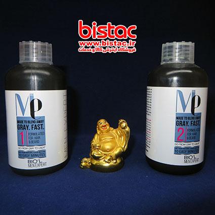 BIOL Mens Shampoo A2-2.1 DARK ASH-bistac-ir08