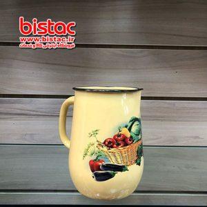 2 (liter glazed Pitcher (Russia-bistac-ir00