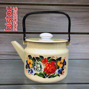 2 liter glazed kettle (Russia)-bistac-ir00
