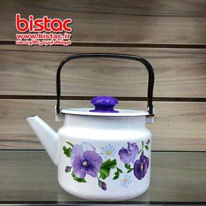 2 liter glazed kettle (Russia)-bistac-ir01