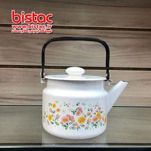 2 liter glazed kettle (Russia)-bistac-ir02