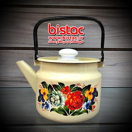 2 liter glazed kettle (Russia)-bistac-ir03