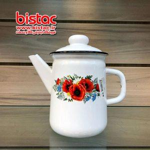 2 liter glazed kettle (Russia)-bistac-ir07
