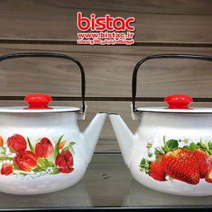 2.5 liter glazed kettle (Russia)-bistac-ir00