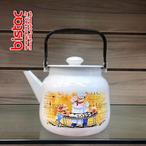 3.5 liter glazed kettle (Russia)-bistac-ur02