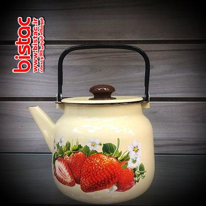 3.5 liter glazed kettle (Russia)-bistac-ur04