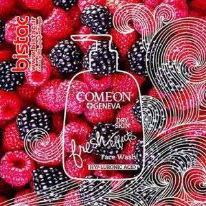 Comeon Dry skin face wash-bistac-ir01