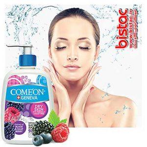 Comeon Dry skin face wash-bistac-ir02