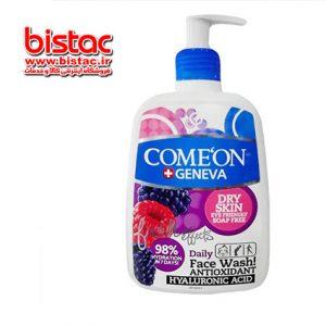 Comeon Dry skin face wash-bistac-ir05