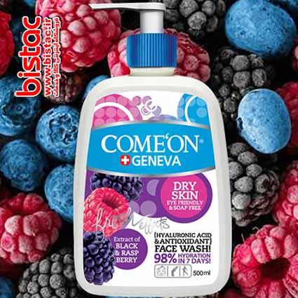 Comeon Dry skin face wash-bistac-ir07
