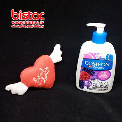 Comeon Dry skin face wash-bistac-ir08