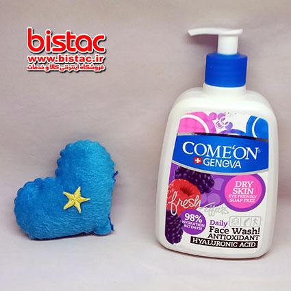 Comeon Dry skin face wash-bistac-ir09