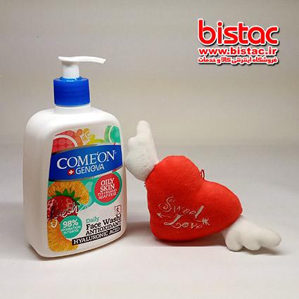 Comeon Oily skin face wash-bistac-ir02