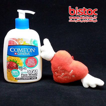 Comeon Oily skin face wash-bistac-ir03