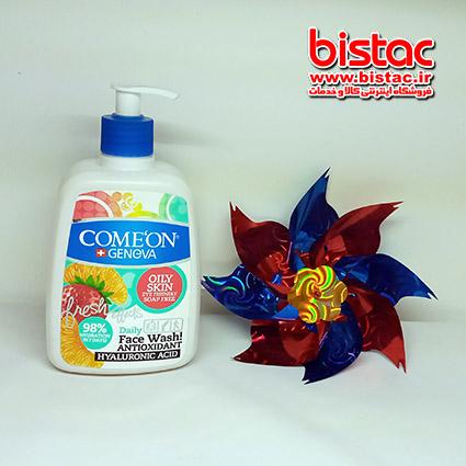 Comeon Oily skin face wash-bistac-ir04