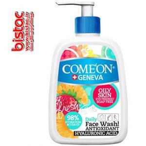 Comeon Oily skin face wash-bistac-ir05