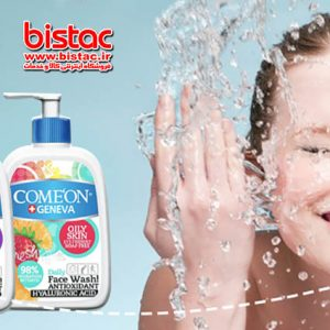 Comeon Oily skin face wash-bistac-ir06