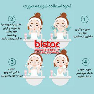 Comeon face wash-bistac-ir01