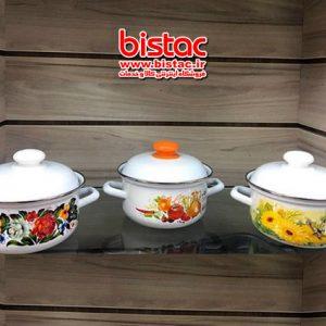 1.5 liter glazed pot (Russia)-bistac-ir00