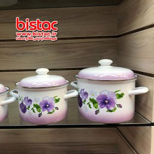 6-piece glazed service (Russia)  High wall-bistac-ir01