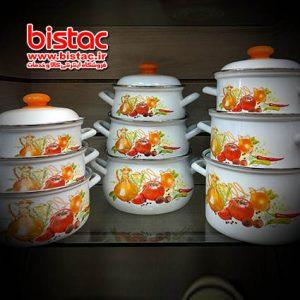 6-piece glazed service (Russia)-bistac-ir00