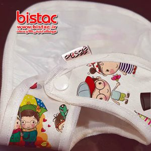 Childish love-design-baby-apron-bistac-ir02