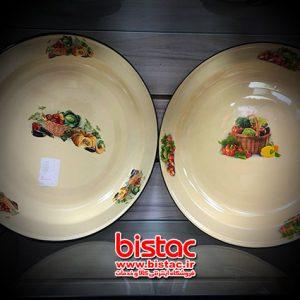 Dis ate rice Glazed 40Cm (Russia)-bistac-ir00