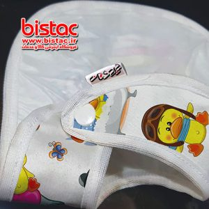 Duck design Baby apron-bistac-ir02