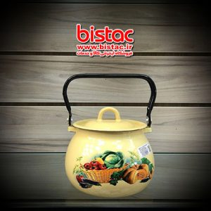 Oil tank Glazed 2.5 liters (Russia)-bistac-ir00