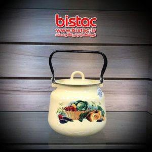Oil tankGlazed 3.5 liters (Russia)-bistac-ir02