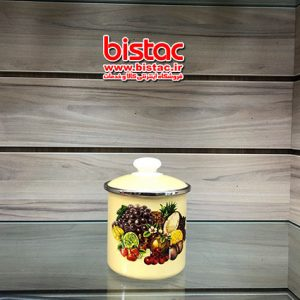 glazed 1 litr glass With door (Russia)-bistac-ir04