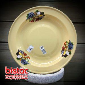Dis ate rice Glazed 36Cm (Russia)-bistac-ir00