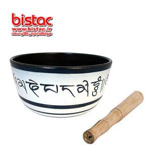 Tibetan Singer Bowl Pottery design-bistac-ir01