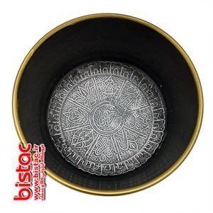 Tibetan Singer Bowl Pottery design-bistac-ir02