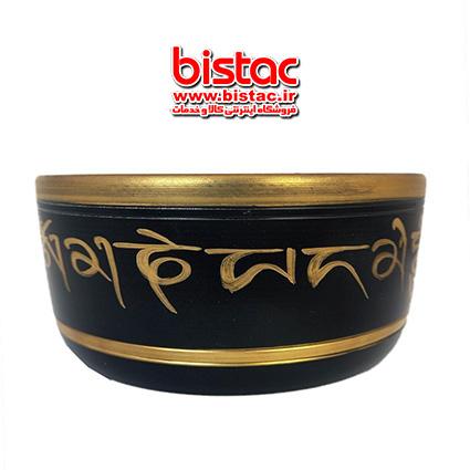 Tibetan Singer Bowl Pottery design-bistac-ir07