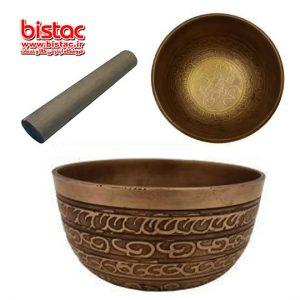 tibetan-singer-bowl-pottery Handmade patterned-bistac-ir00