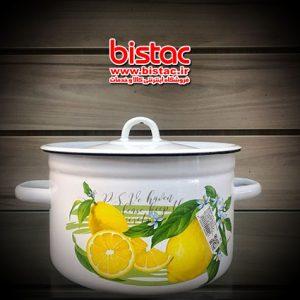 4.5 liter glazed pot (Russia)-bistac-ir00