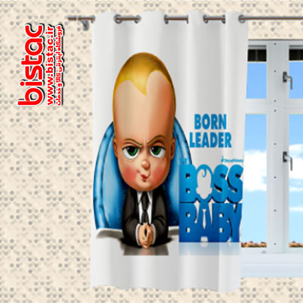 Curtain Room Design Baby Boss 1004-bistac-ir00
