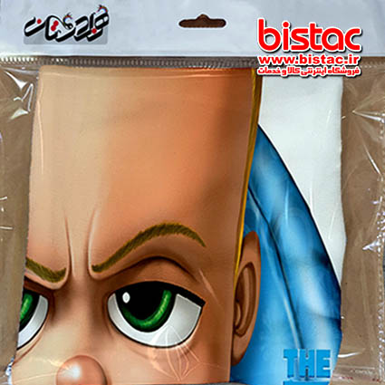 Curtain Room Design Baby Boss 804-bistac-ir01