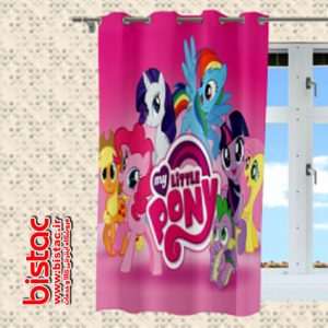 Curtain Room Design Pony 1006-bistac-ir00