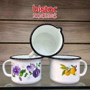 glazed 1 litr glass With Edge (Russia)-bistac-ir00